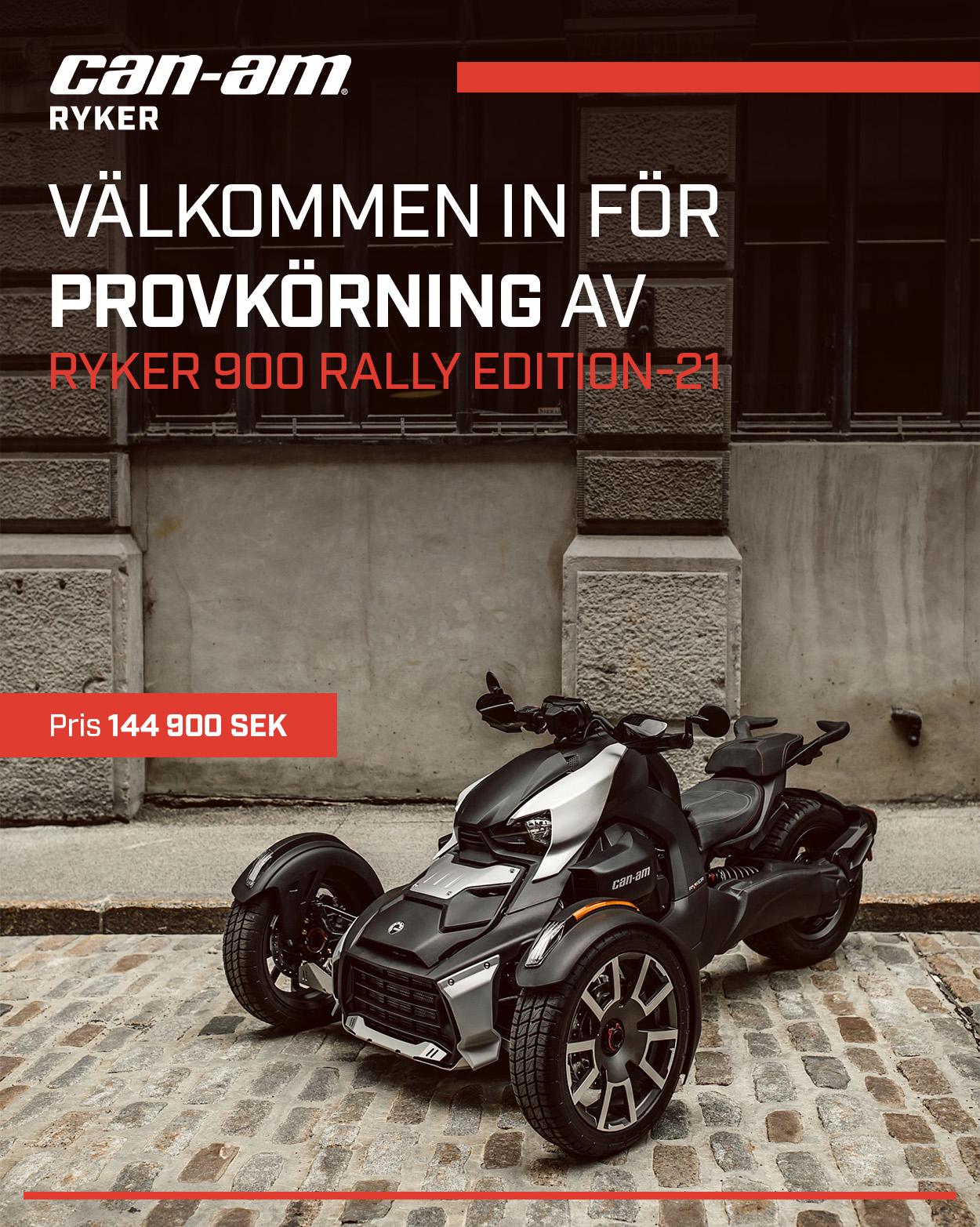 Can-am Ryker 900 Rally -21