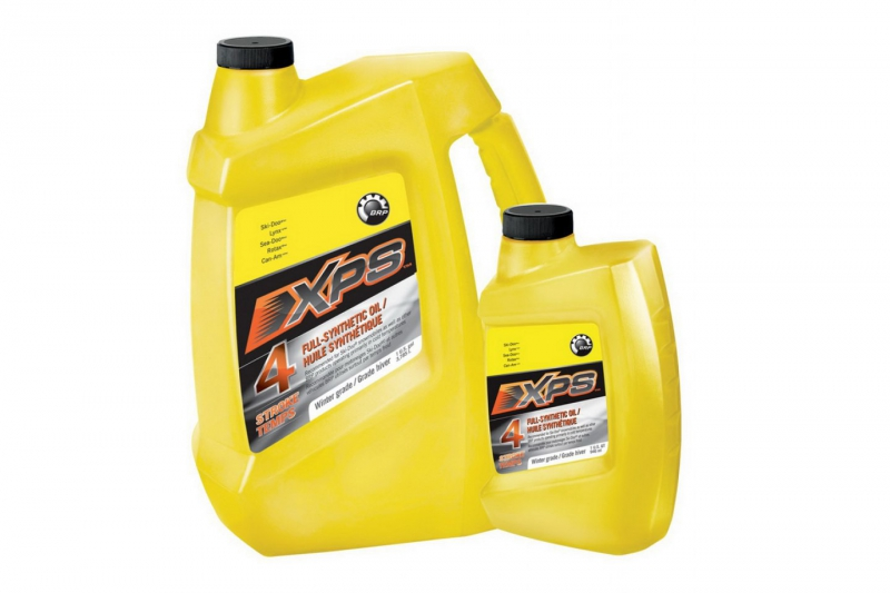 4 STROKE SYNTHETIC 0W40, 3*1 GALLON